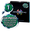 Enternity 2 Clue Puzzle 1
