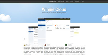 Winnie Cloud Ruby Hosting